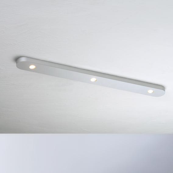 BOPP Close LED Deckenleuchte, 3-flammig, länglich