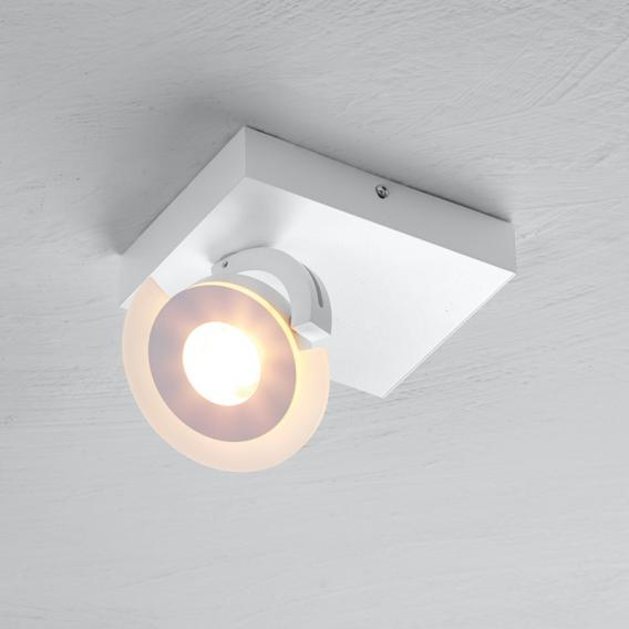 BOPP Exo LED Deckenleuchte/Spot, 1-flammig