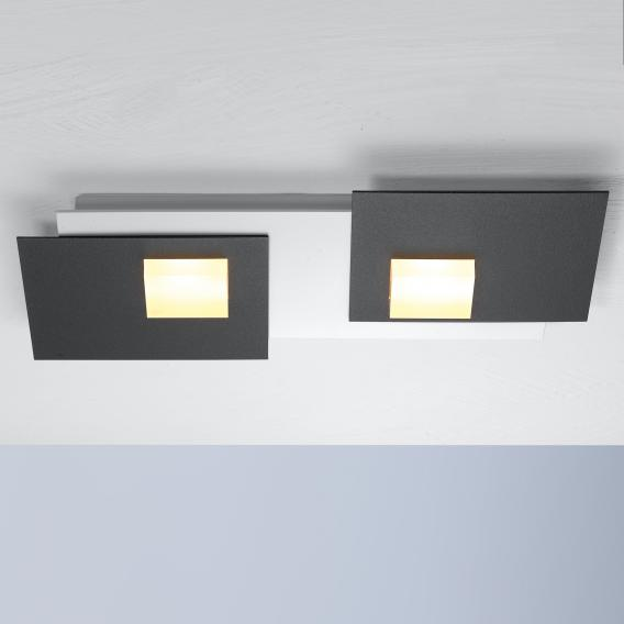 BOPP Pixel 2.0 LED Deckenleuchte, 2-flammig