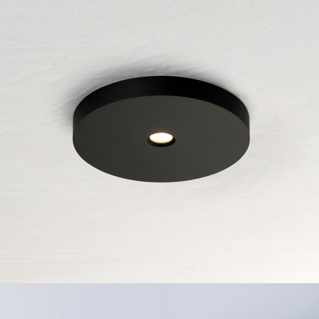 BOPP Close LED Deckenleuchte, 1-flammig, rund