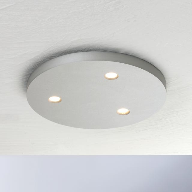 BOPP Close LED Deckenleuchte, 3-flammig, rund