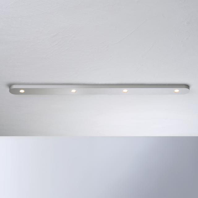 BOPP Close LED Deckenleuchte, 4-flammig, länglich