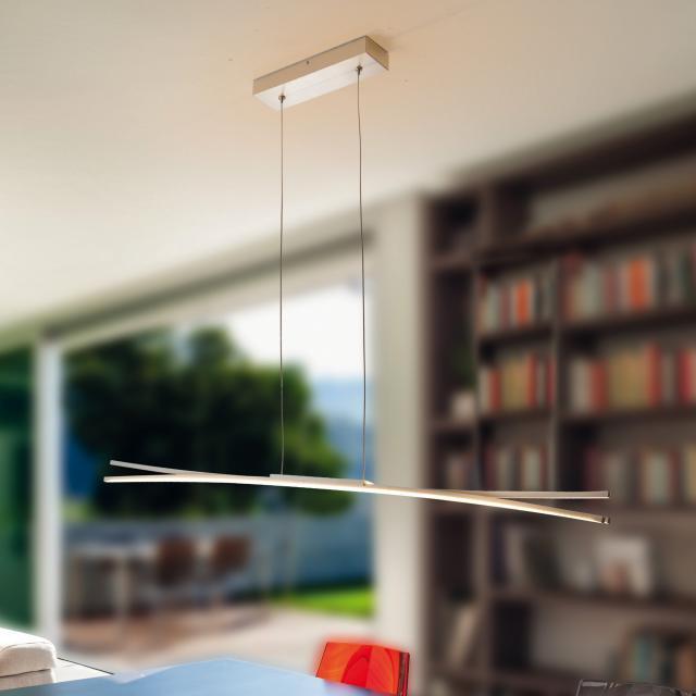 BOPP Convex LED Pendelleuchte