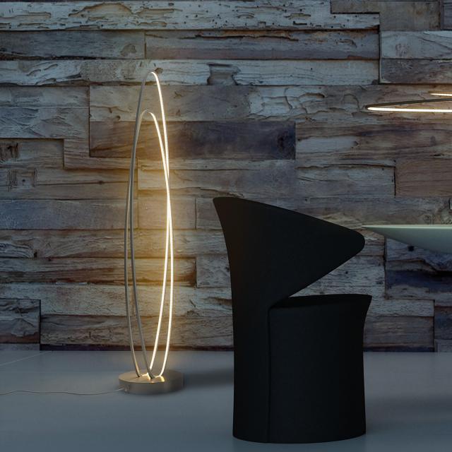 BOPP Flair LED Stehleuchte mit Dimmer