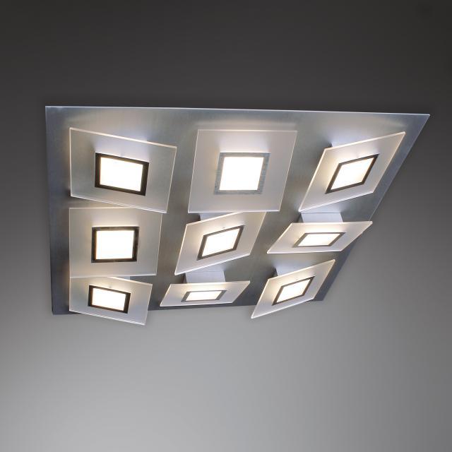 BOPP Frame LED Deckenleuchte/Deckenspot 9-flammig