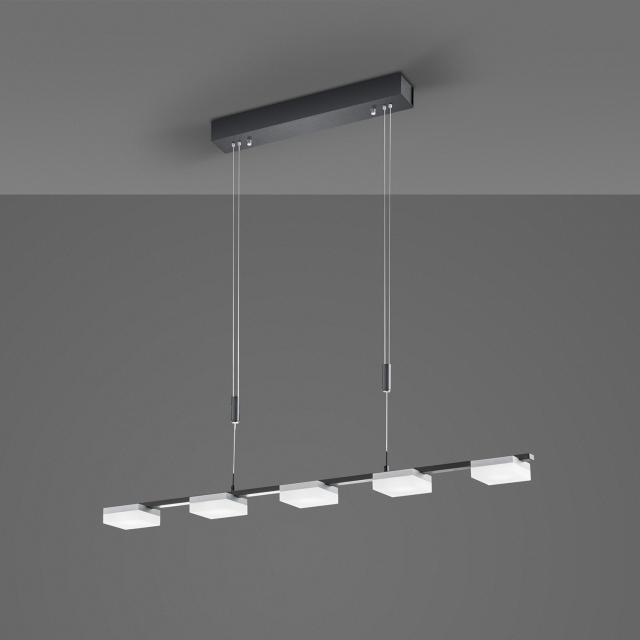 BOPP Quad LED Pendelleuchte mit Dimmer und CCT