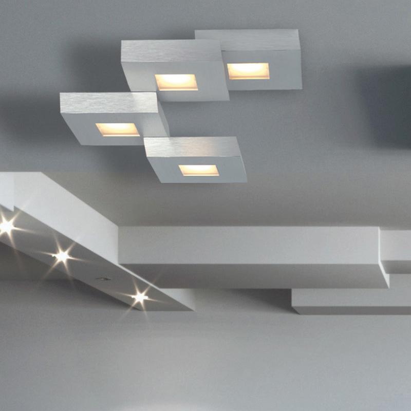 bopp cubus led deckenleuchte 4 flammig 38580409 reuter. Black Bedroom Furniture Sets. Home Design Ideas