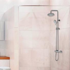 Bossini Agua Duschsystem mit Thermostatarmatur