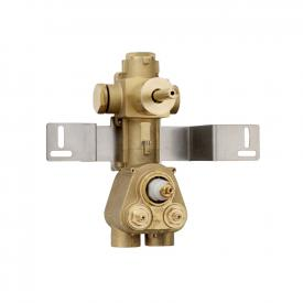 Bossini Alta Portata Unterputz-Einbaukörper für 1-Weg-Thermostat