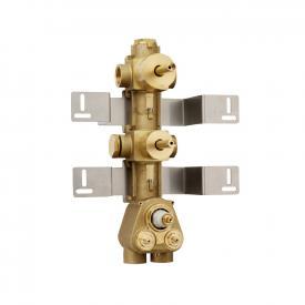 Bossini Alta Portata Unterputz-Einbaukörper für 3-Wege-Thermostat