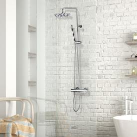 Bossini Twiggy Duschsystem mit Thermostatarmatur
