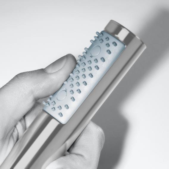 Bossini Inox Zen Brauseset mit Schlauchanschluss