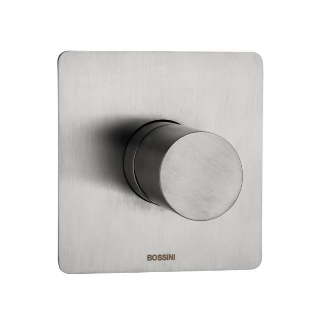 Bossini Inox Unterputz Brause-Einhebelmischbatterie