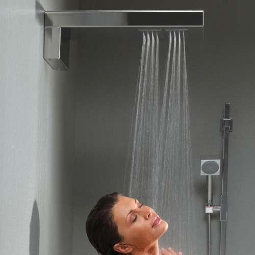 Regendusche exklusives Bad