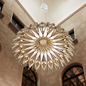 bover Dome 90 LED Pendelleuchte 1-flammig
