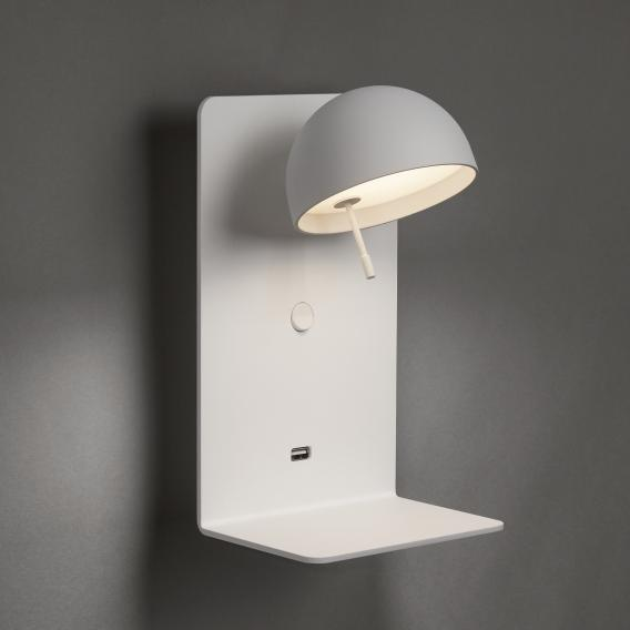 Bover Beddy A/02 LED Wandleuchte