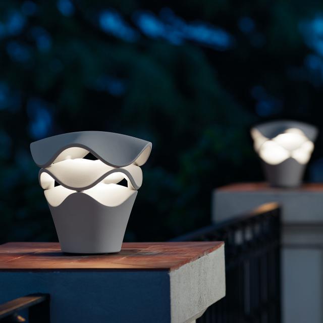 bover Cornet LED Sockelleuchte