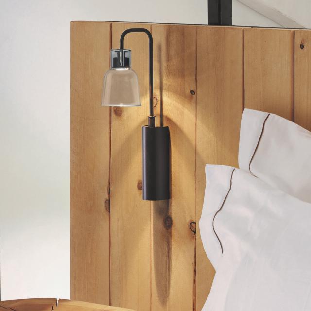 bover Drip A 02 LED Wandleuchte mit Ein-/Ausschalter