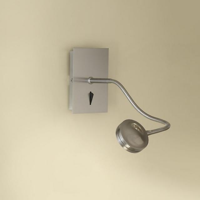 bover Flexo Lexa LED Wandleuchte / Spot mit Ein-/Ausschalter