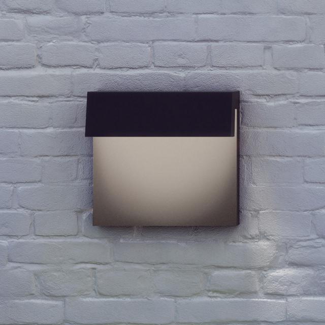 bover Sisal LED Wandleuchte