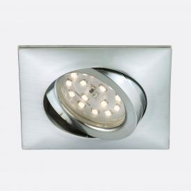 Briloner Attach LED Einbaustrahler eckig, schwenkbar