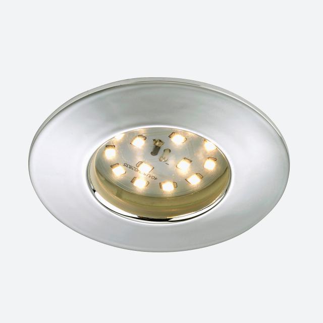 Briloner Attach LED Einbaustrahler rund