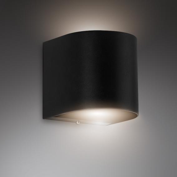 BRUMBERG LED Wandleuchte, oval, IP54