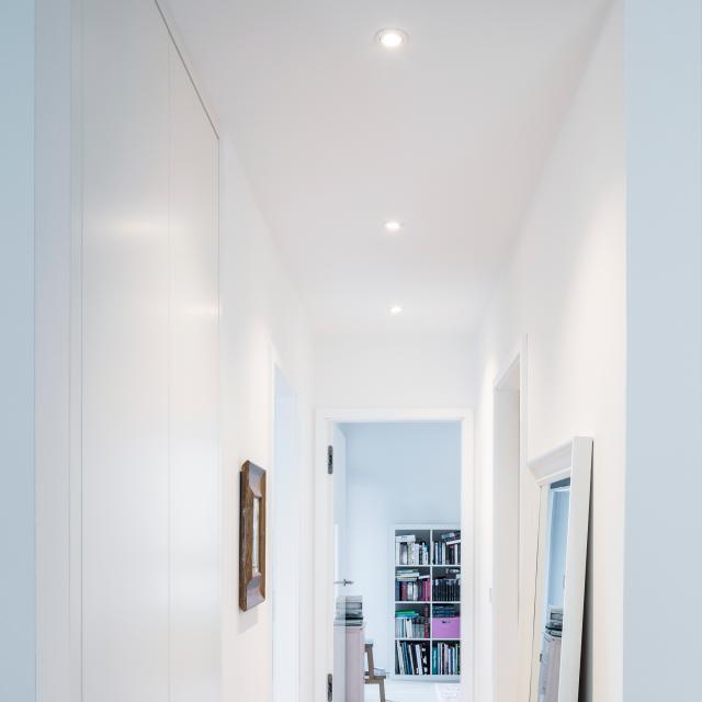 BRUMBERG LED Einbaustrahler rund, schwenkbar