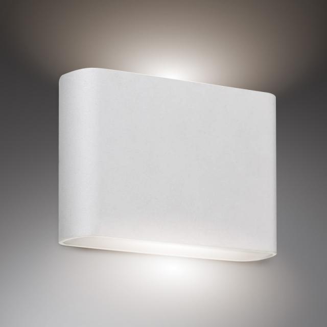 BRUMBERG LED Wandleuchte, eckig, IP54