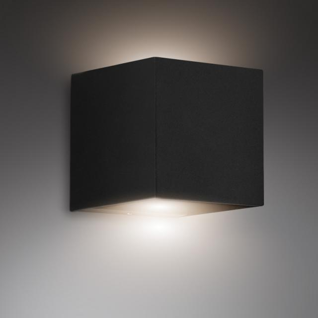 BRUMBERG LED Wandleuchte, quadratisch, IP54