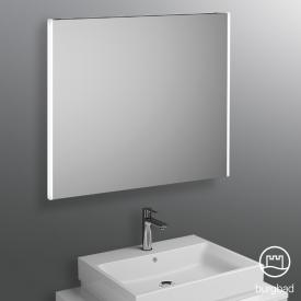 Burgbad Cube Spiegel mit vertikaler LED-Beleuchtung