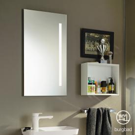 Burgbad Iveo Spiegel mit vertikaler LED-Beleuchtung