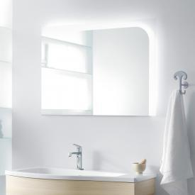 Burgbad Sinea Leuchtspiegel mit LED Beleuchtung