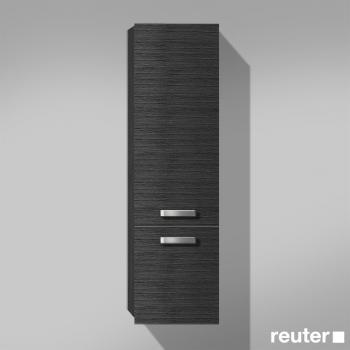 hochschrank hacienda schwarz bestseller shop f r m bel und einrichtungen. Black Bedroom Furniture Sets. Home Design Ideas