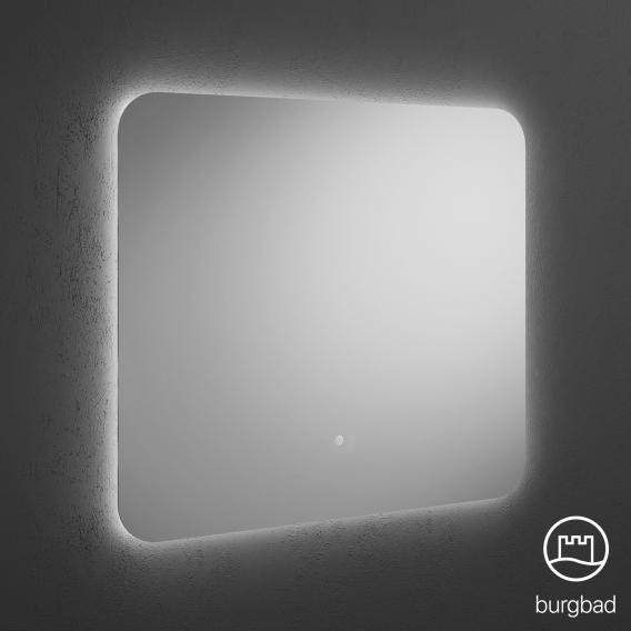 Burgbad Essence Spiegel mit LED-Beleuchtung