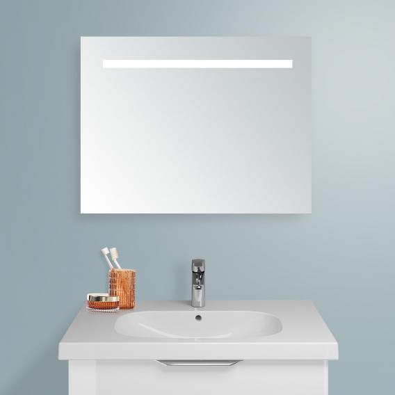 Burgbad Euro Spiegel mit LED-Beleuchtung