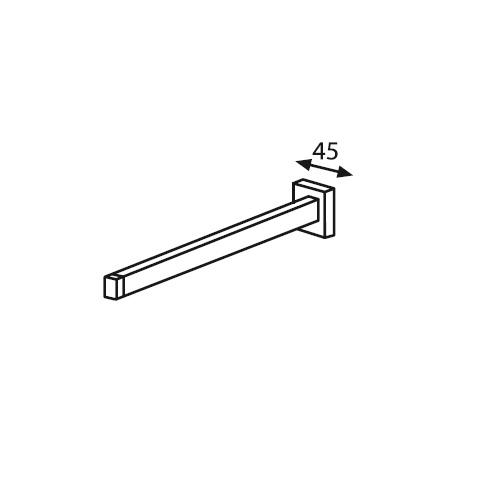 Burgbad Universal Handtuchhalter
