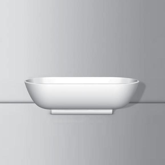 Burgbad Crono Freistehende Oval-Badewanne