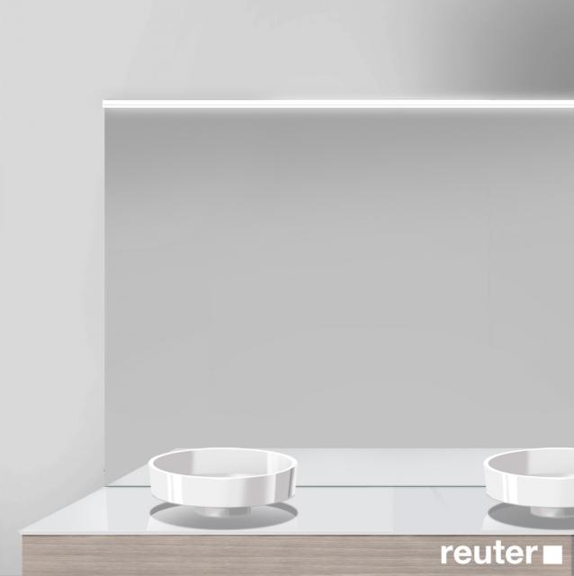 Burgbad Crono LED-Spiegel für Raumschaltung