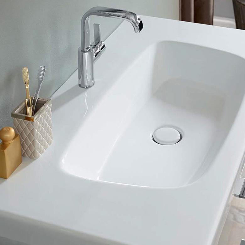 keramik waschtisch mit 60 cm bau keramik waschtisch cm waschtische grohe with keramik. Black Bedroom Furniture Sets. Home Design Ideas