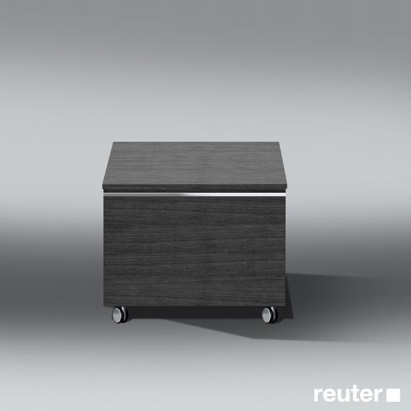 burgbad bel rollcontainer mit 1 auszug front hacienda. Black Bedroom Furniture Sets. Home Design Ideas