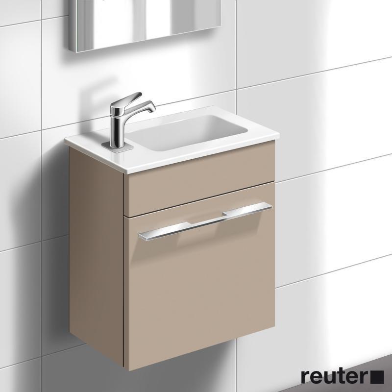 Burgbad Bel Waschtischunterschrank, Waschtisch weiß rechts Front ...