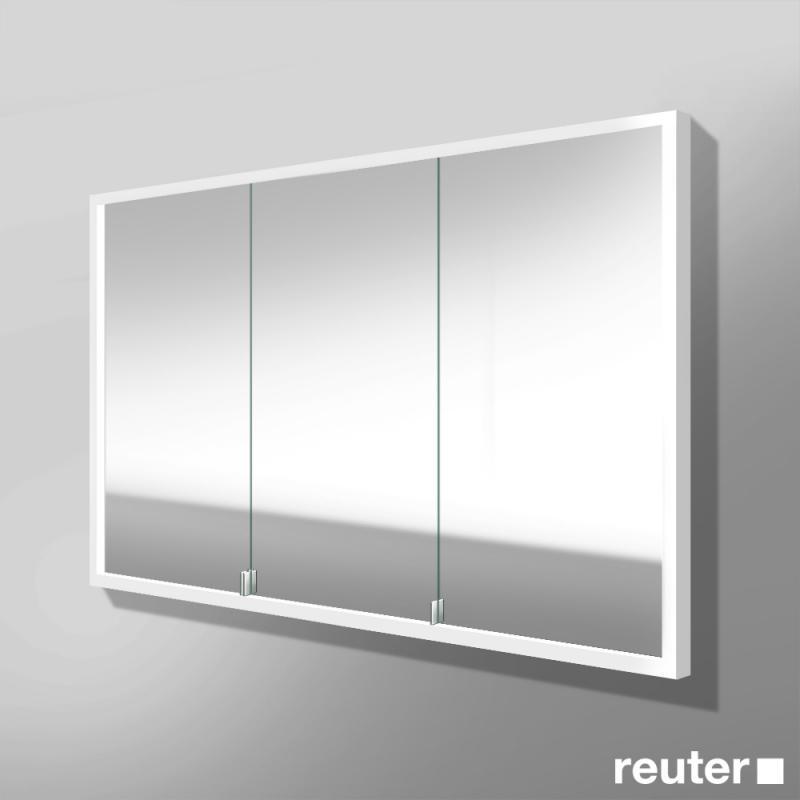 Burgbad Crono Spiegelschrank mit LED-Beleuchtung für ...