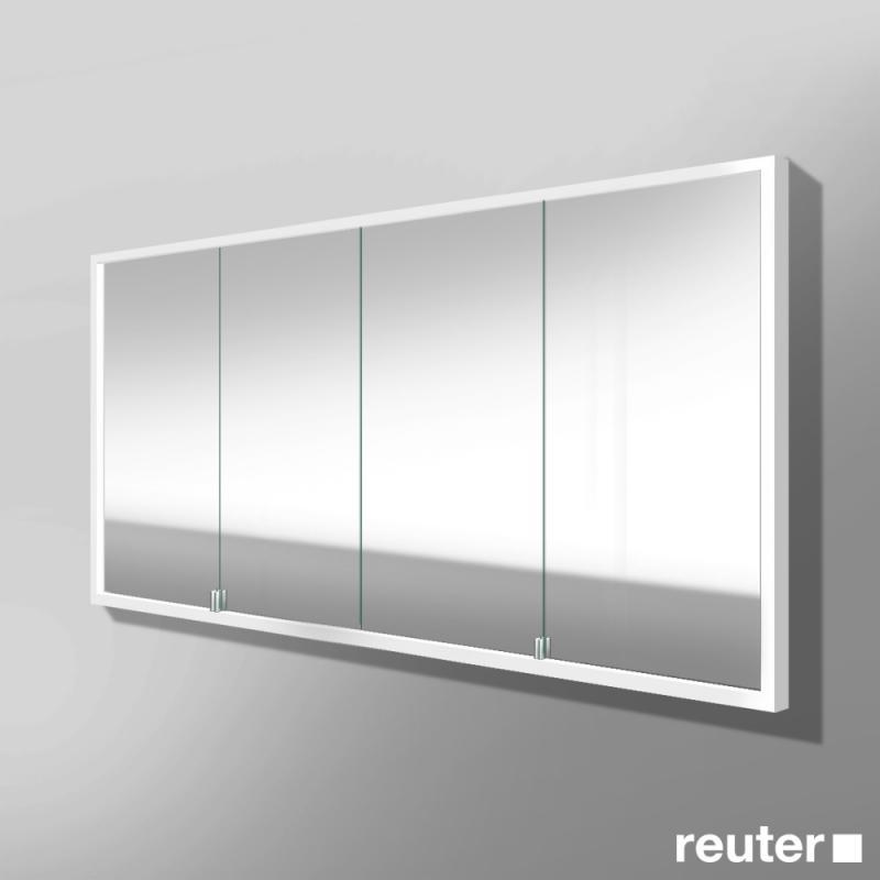 Burgbad Crono Spiegelschrank Mit Led Beleuchtung Fur Wandeinbau Mit