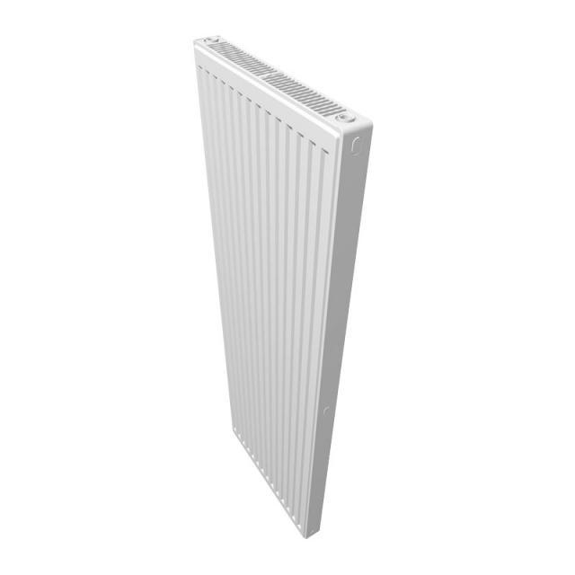 Buderus Logatrend CV-Profil Flachheizkörper Vertikal-Kompaktausführung weiß, 1848 Watt