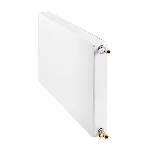 Buderus Logatrend Flachheizkörper-Plan-Kompakt Breite 1600 mm, Leistung 2000 Watt