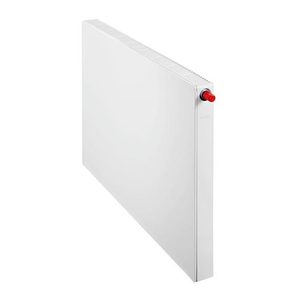 Buderus Logatrend Flachheizkörper-Plan-Ventil-Kompakt Breite 400 mm, Leistung 922 Watt