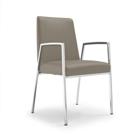 calligaris amsterdam stuhl cs 1287 gu p77 aja reuter. Black Bedroom Furniture Sets. Home Design Ideas