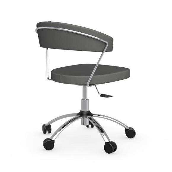 Stuhl auf rollen excellent naipo shiatsu with stuhl auf for Barhocker auf rollen