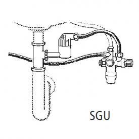 Clage Untertisch Sicherheitsgruppe SGU